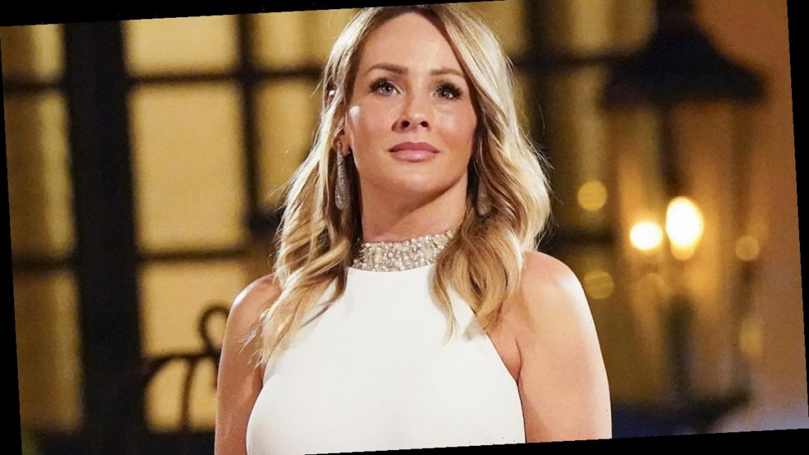 Clare Crawley writes heartfelt message after 'Bachelorette' exit: 'I am simply trying my best'