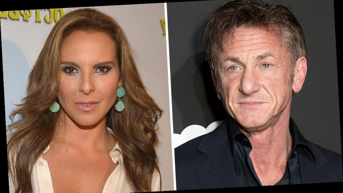 Kate del Castillo accuses Sean Penn of using her as 'bait' for El Chapo interview: 'He never protected me'