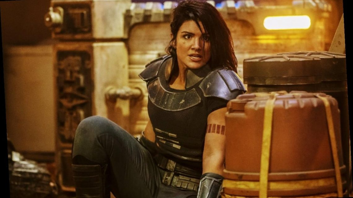 'The Mandalorian' Fans Demand Removal of Gina Carano Over Anti-Mask Tweets