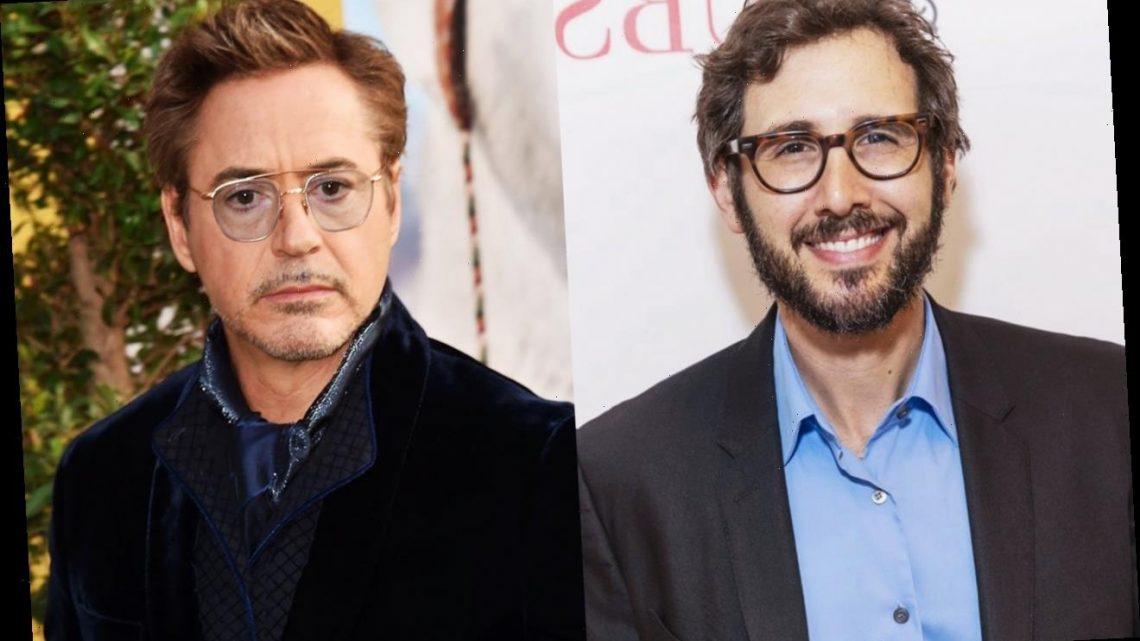 Josh Groban Credits Robert Downey Jr.'s Drug Problems for His Big Break on 'Ally McBeal'