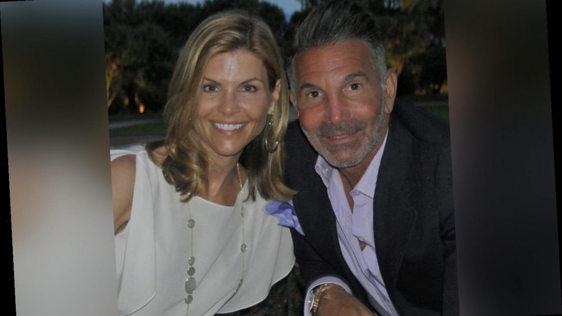 Lori Loughlin's Husband Checks Into Prison to Begin Jail Sentence in College Admissions Scam