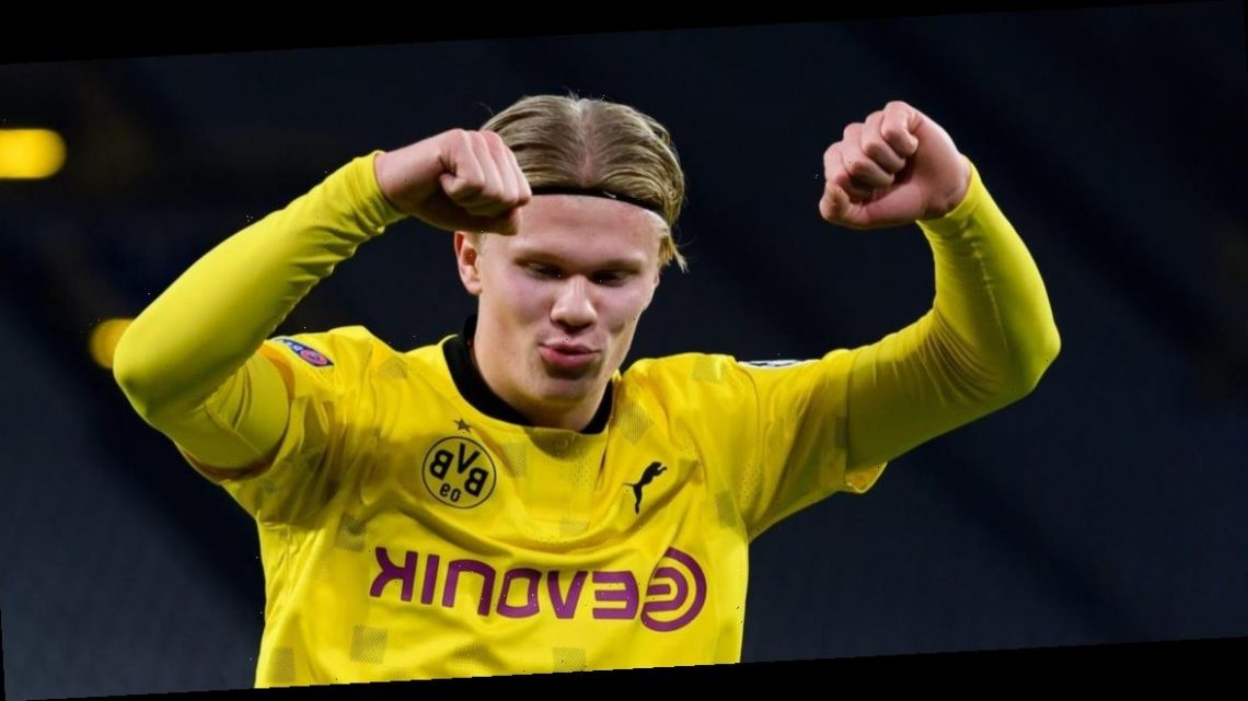 Soccer's most exciting talent broke another scoring record last night. Here are the stunning stats behind 20-year-old Erling Haaland's incredible run.