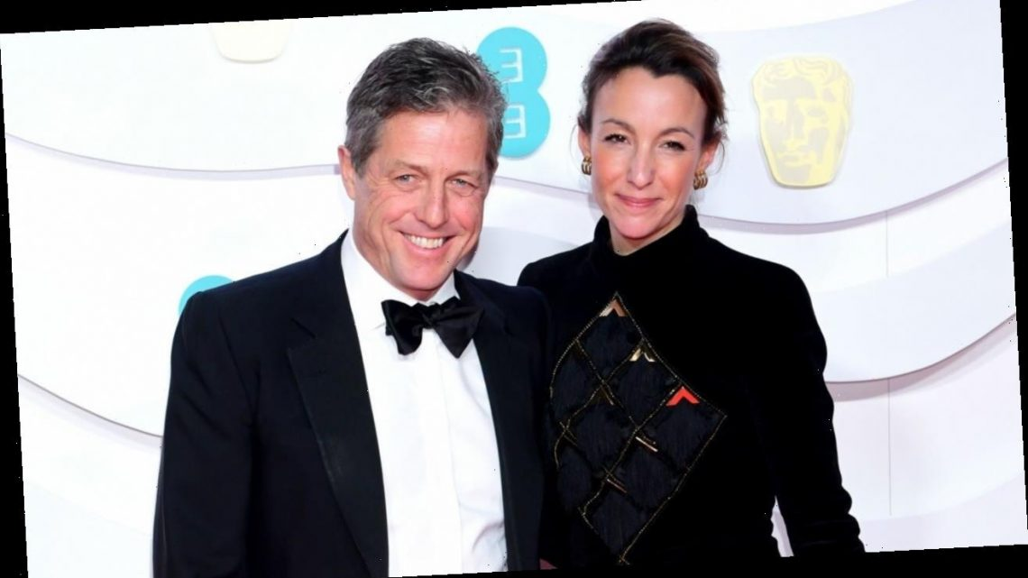 Hugh Grant Says His Wife Has 'Never Liked' His Rom-Coms