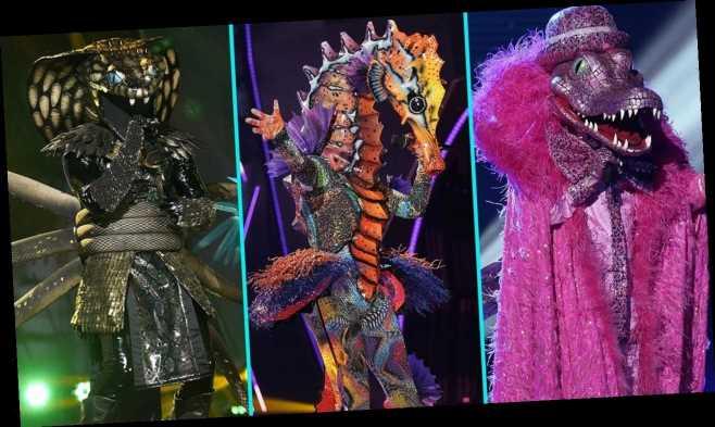 'The Masked Singer': ET Will Be Live Blogging Week 8!