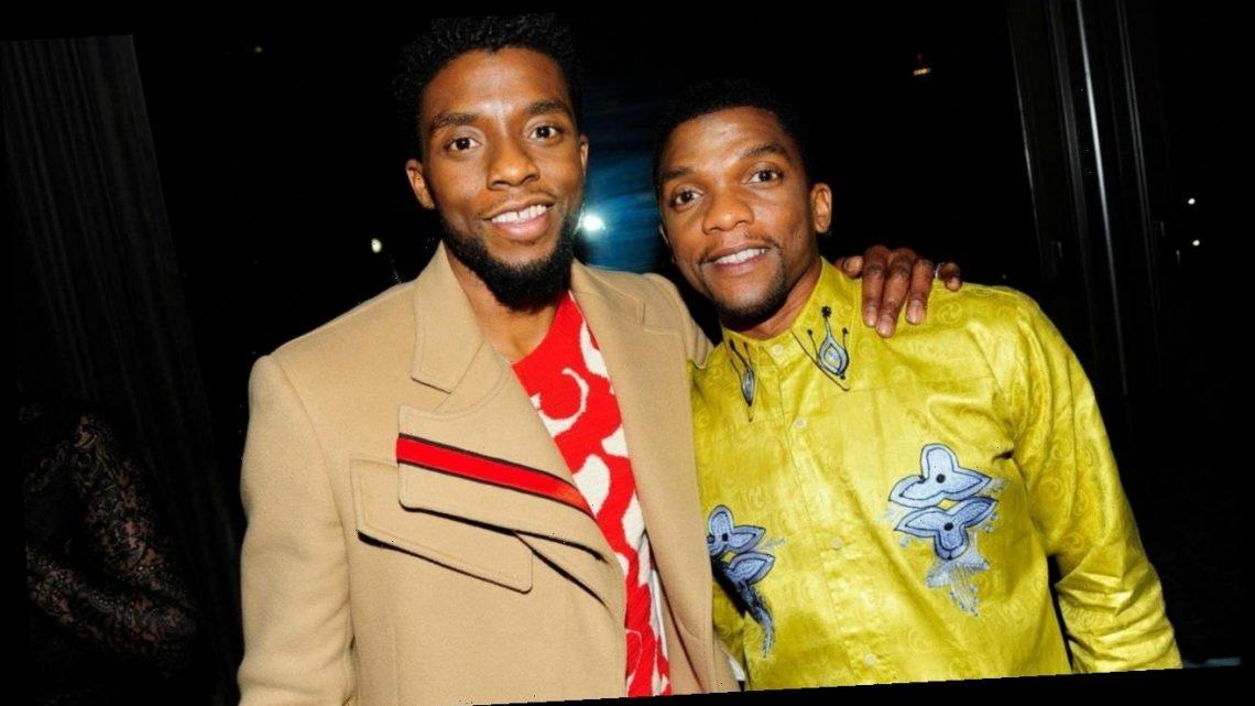 Chadwick Boseman's Brother Shares Heartfelt Reaction to Posthumous Nod