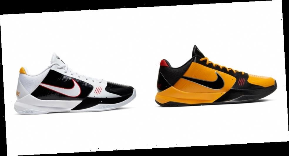 """Nike Announces a Release Date for the Kobe 5 Protro """"Bruce Lee"""" and """"Bruce Lee Alternate"""""""