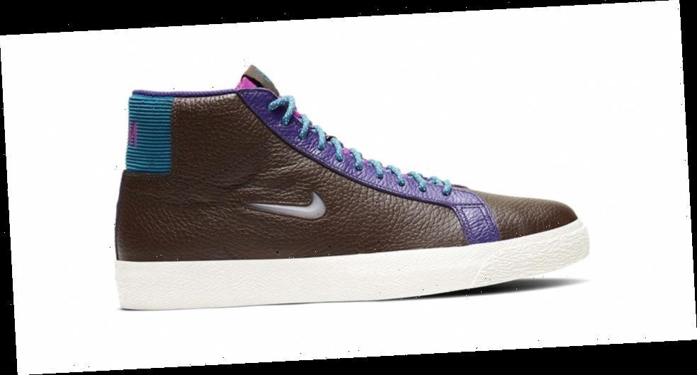 "Nike SB's Zoom Blazer Mid Receives Premium ""Baroque Brown"" Colorway"