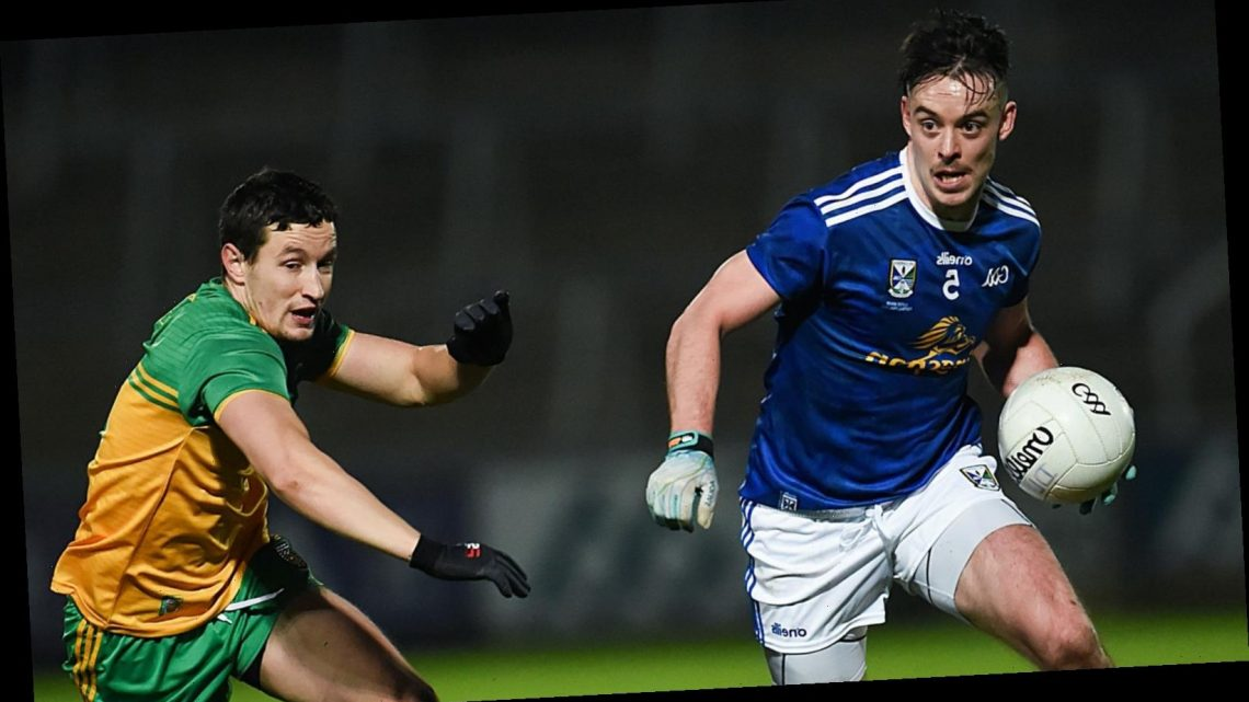 Cavan 1-13 Donegal 0-12: Breffni score upset victory to claim Ulster title
