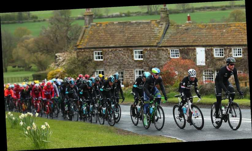 Tour de Yorkshire postponed for second time to 2022