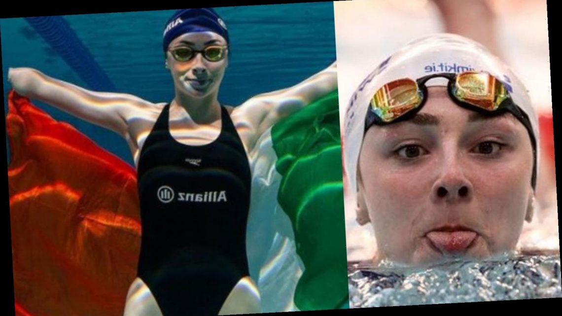 Paralympic swimmer Ellen Keane on dogs and psychologists helping in lockdown