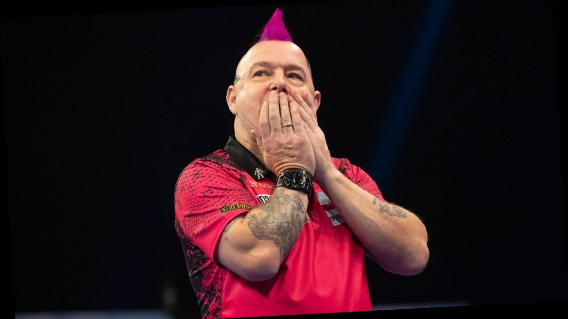 Grand Slam of Darts 2020: Peter Wright knocked out by Devon Petersen