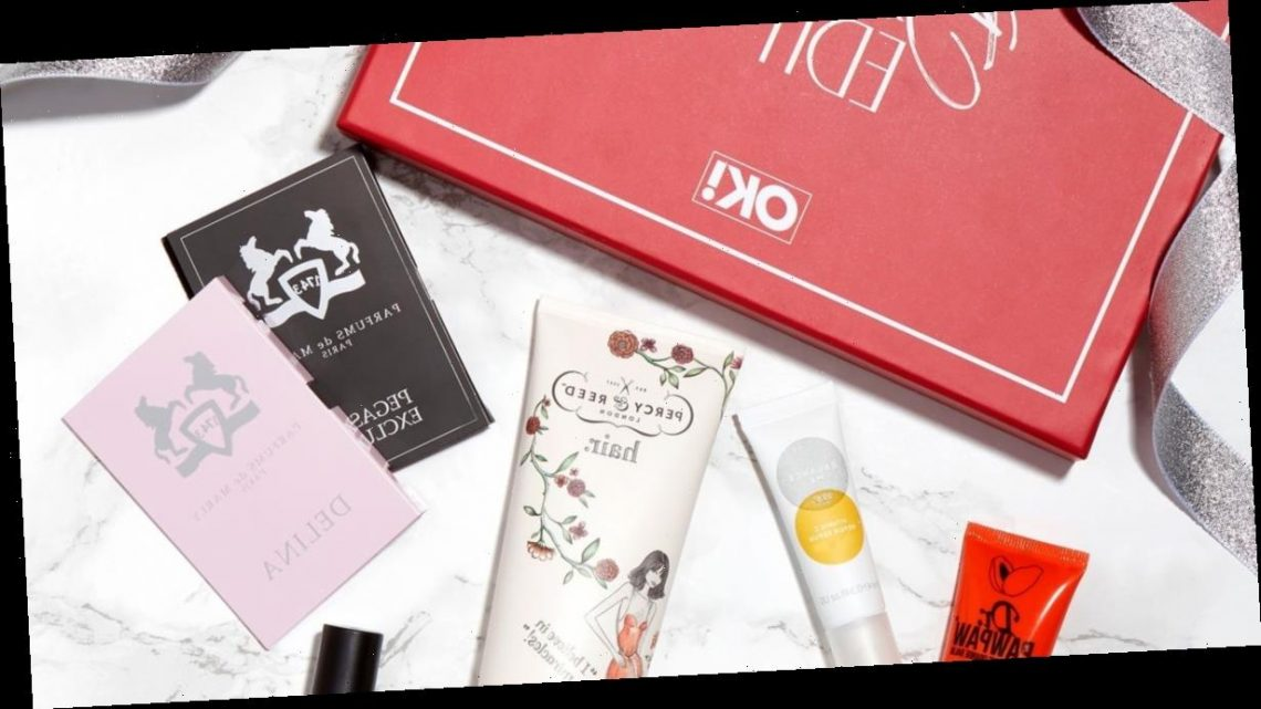 The OK! Beauty Edit is here – get yourself £65 worth of luxury products from just £13 straight to your front door