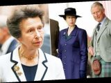 Princess Anne's 'confident' body language shows relationship with 'hesitant' Charles