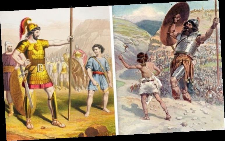 Bible discovery: Goliath the giant may have not been so big after all, researcher claims