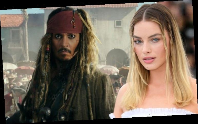 Pirates of the Caribbean: Joker star 'joins Margot Robbie' to replace Johnny Depp