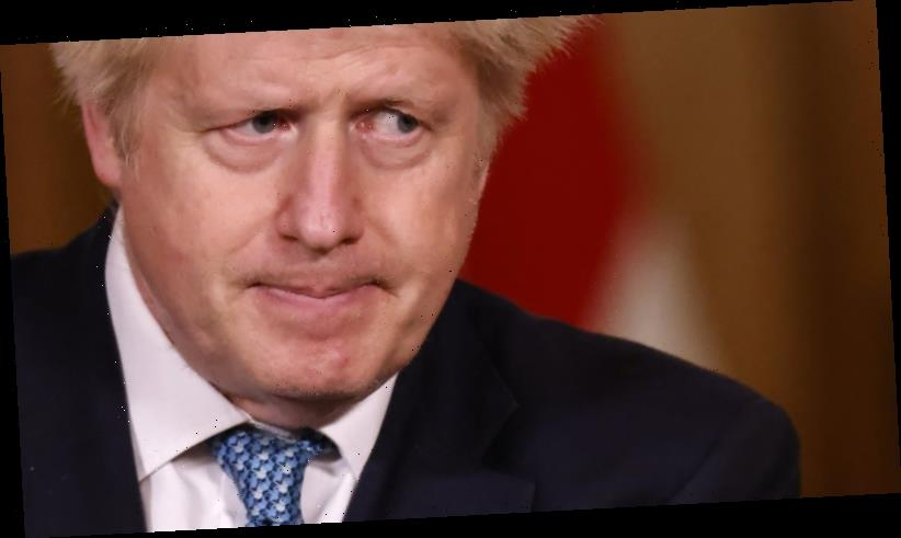 Boris Johnson tries to calm French border crisis after new COVID-19 strain found