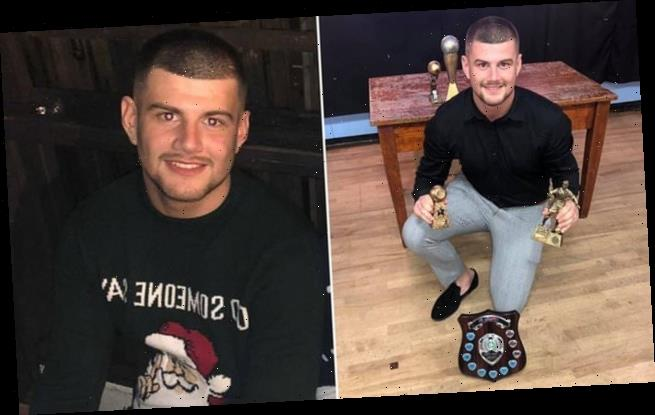 Football club captain, 21, hanged himself after night out