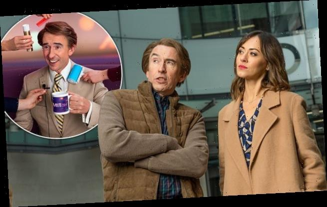 BBC's This Time with Alan Partridge is coming back for second series