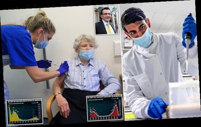 AstraZeneca boss says firm has 'winning formula' for Oxford vaccine