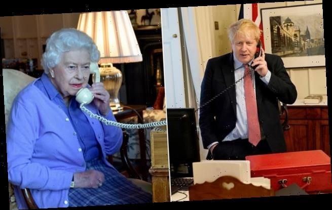 SEBASTIAN SHAKESPEARE: Your Majesty, it's Boris… I've got a deal