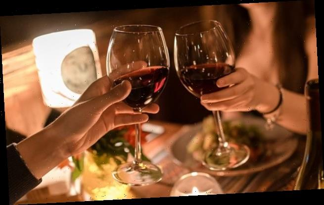 One glass of wine at home tips you over drink-drive limit, study finds
