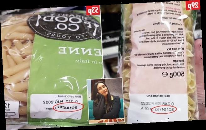 Shopper shares her clever hack to pay less on pasta