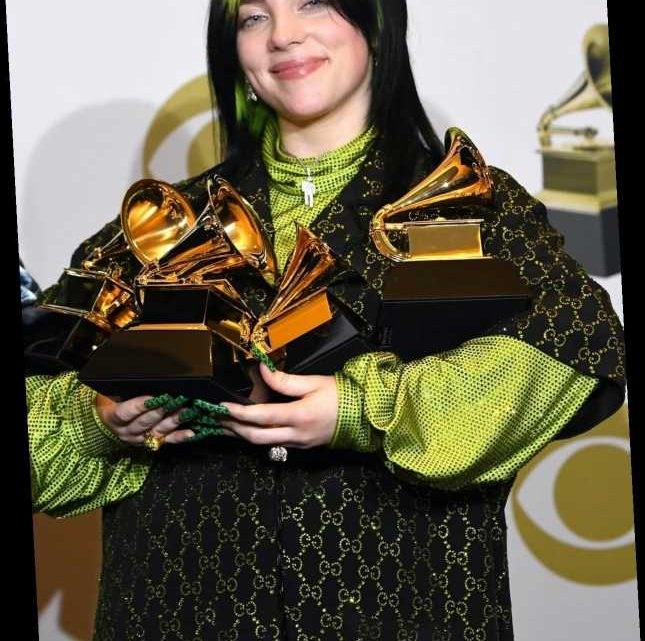 Billie Eilish's Response To Haters Dissing Her Green Hair Is An Epic Clapback
