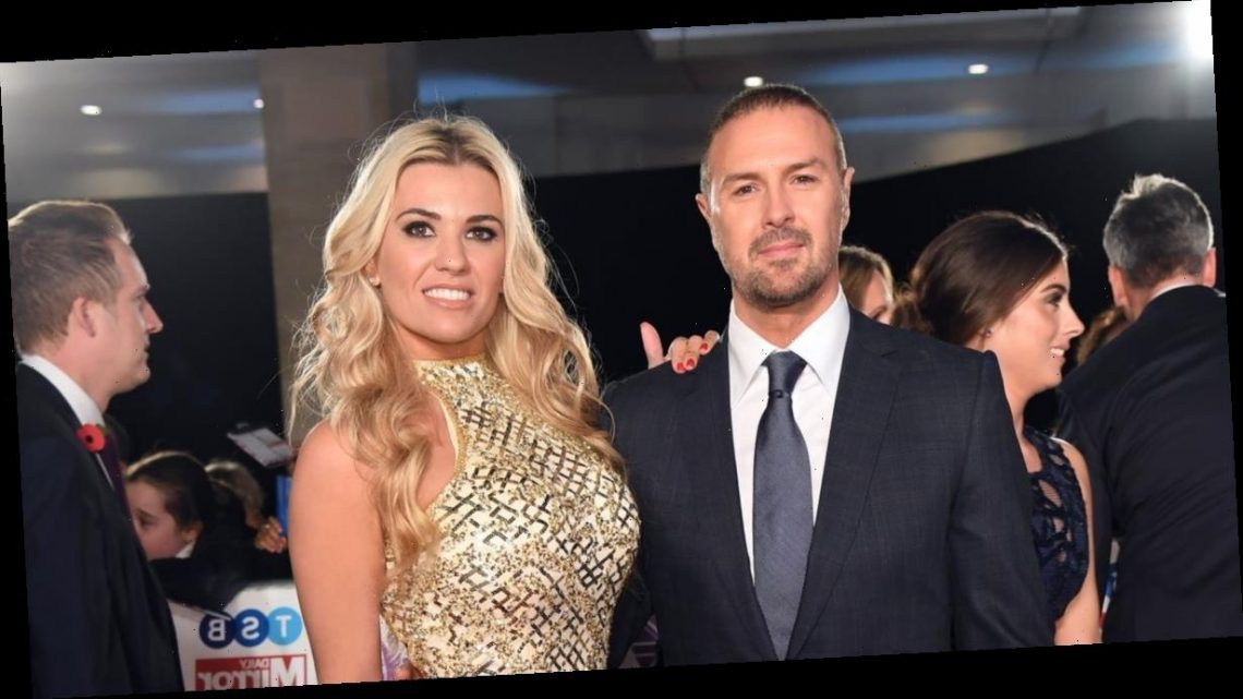 Inside Paddy and Christine McGuinness's new Cheshire mansion as they move in time for Christmas