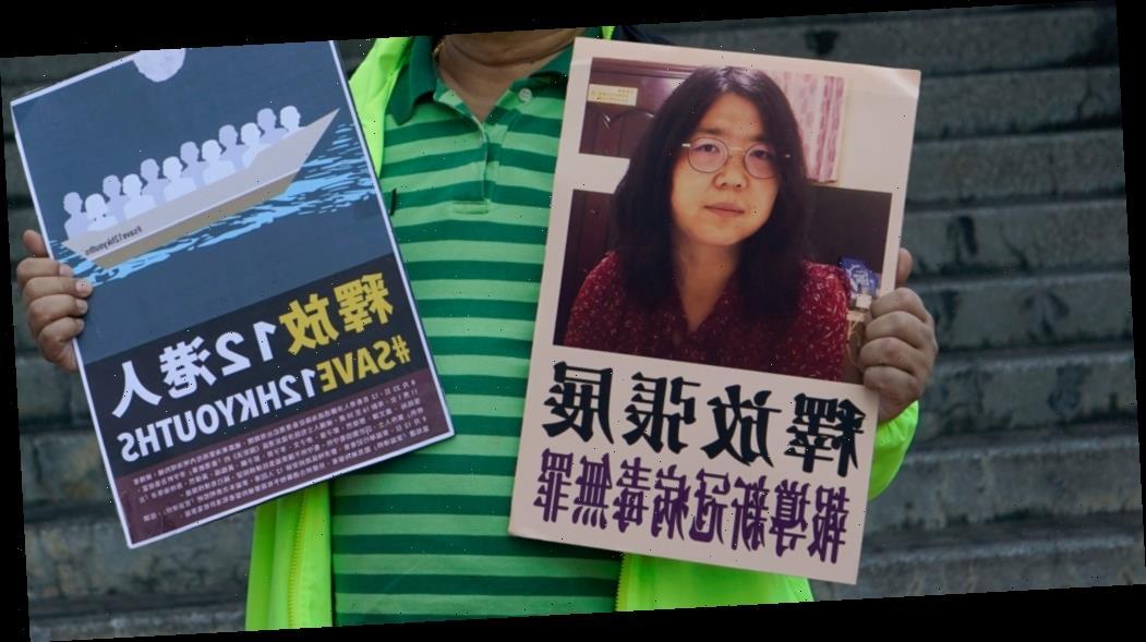 Chinese Citizen Journalist Zhang Zhan Given Four-Year Prison Sentence For Coronavirus Reporting
