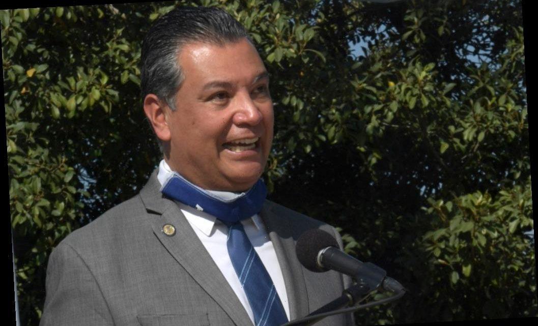 Gavin Newsom Appoints Alex Padilla To Fill Kamala Harris's Senate Seat