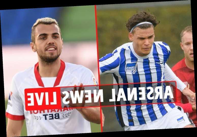 2pm Arsenal transfer news LIVE: Isco loan TALKS, Joan Jordan LATEST, Diego Costa 'eyed on free', Omar Rekik news