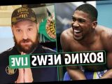 Boxing news LIVE: All the latest as Anthony Joshua prepares for Kubrat Pulev, Tyson Fury call-out, Mike Tyson next fight
