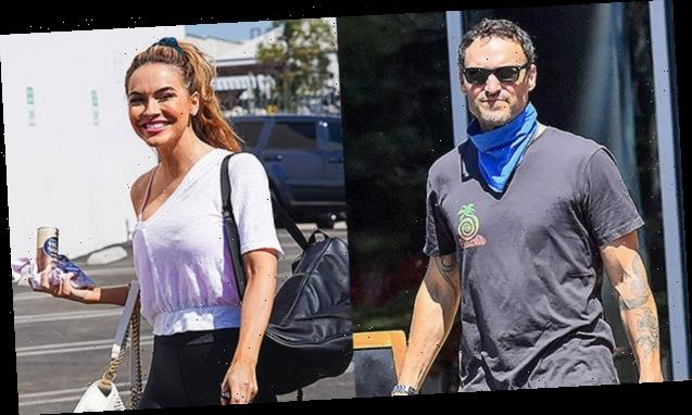 Brian Austin Green Sparks Romance Rumors With 'DWTS' Pro Sharna Burgess As They Head On Post-Christmas Vacation