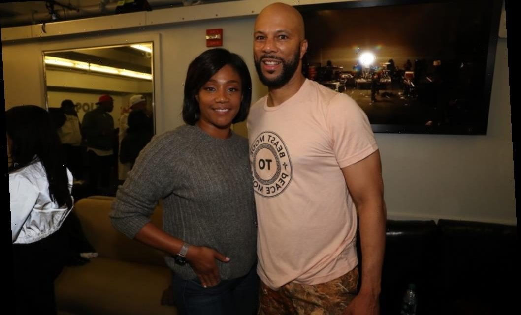 Tiffany Haddish Gushes Over Her Relationship With Common