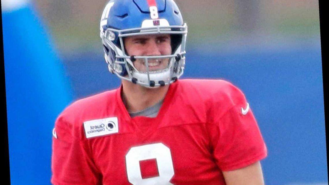 Giants need Daniel Jones  to thrive in near must-win spot
