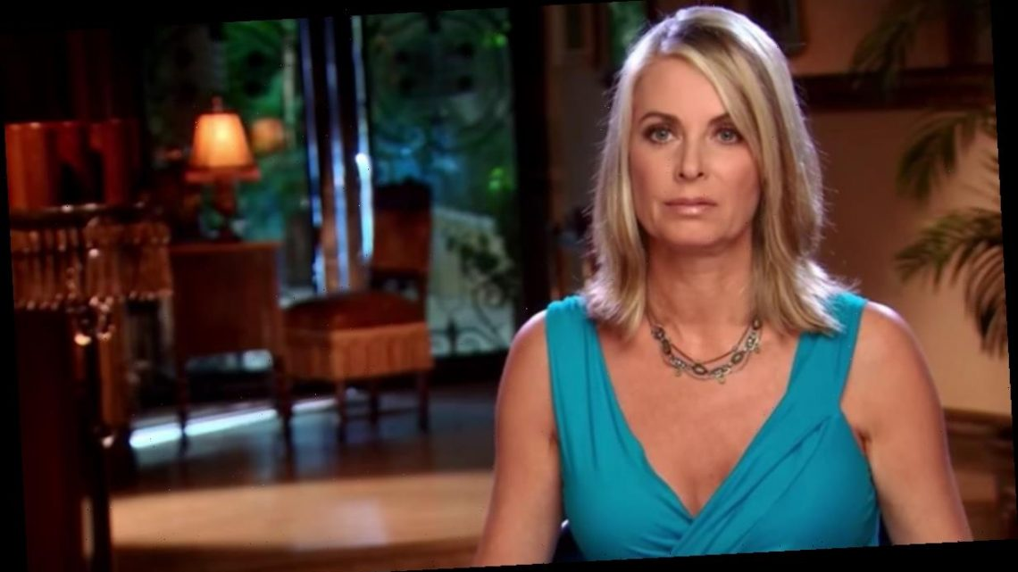 RHOBH alum Eileen Davidson talks explosive 'homewrecker' comment by Brandi Glanville that made her want to quit the show