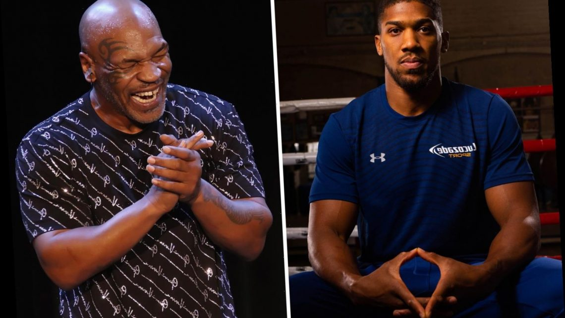 Mike Tyson snubs Anthony Joshua as he picks top five favourite current boxers featuring Tyson Fury and Deontay Wilder – The Sun
