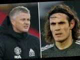 Solskjaer insists Man Utd star Cavani has 'learnt his lesson' over 'negrito' post ahead of 'special' PSG clash