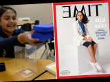 Gitanjali Rao, 15, is Time's first-ever Kid of the Year for water cleaning invention and cyber bullying app