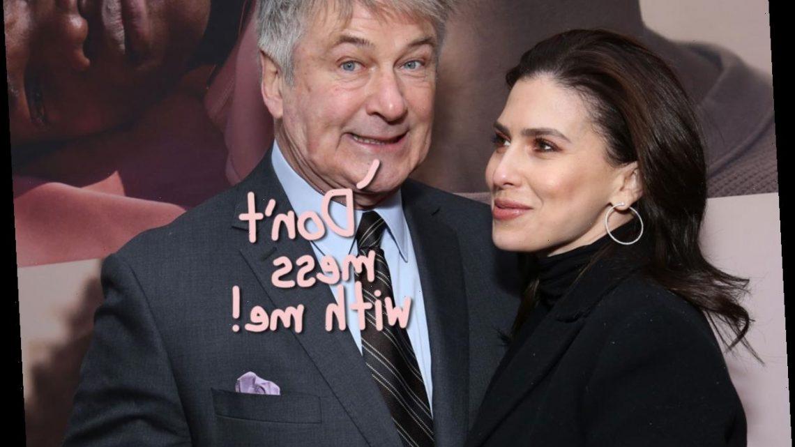 Alec Baldwin Tells Critic To 'Go F**k Yourself' Amid Hilaria Baldwin's Ongoing 'Spanish' Scandal