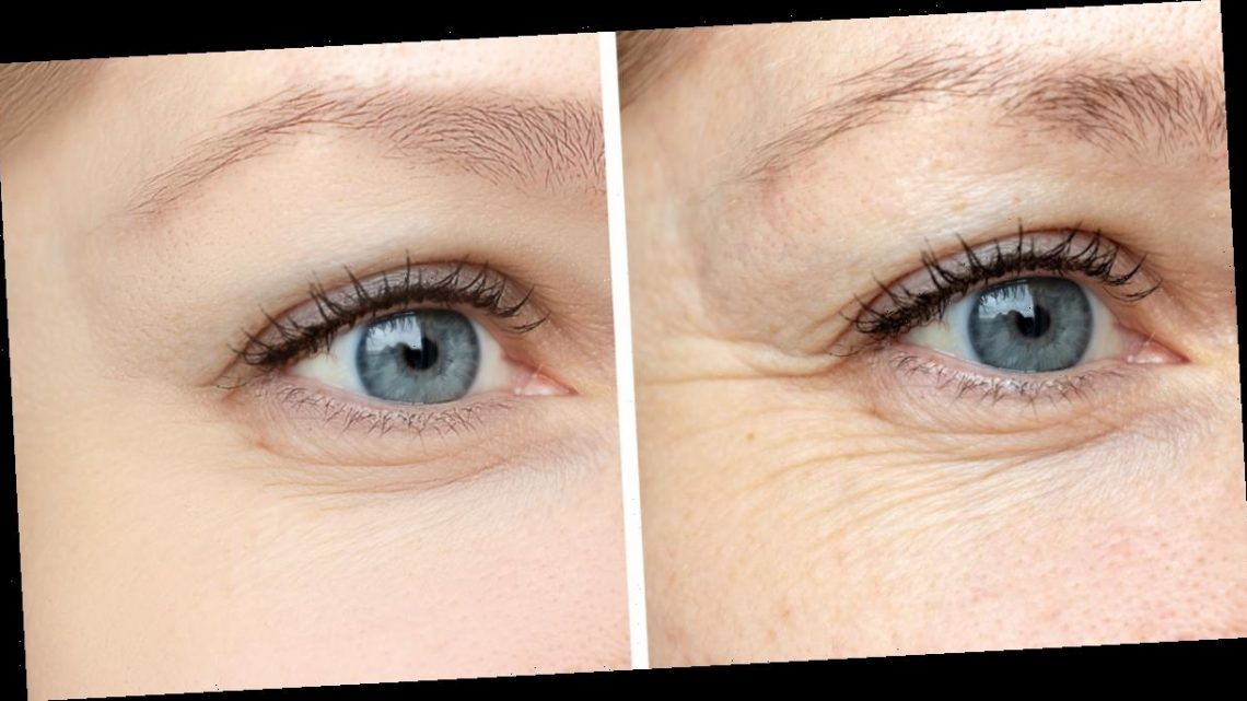 Say 'Peace Out' to Fine Lines and Wrinkles With This Eye Serum Stick