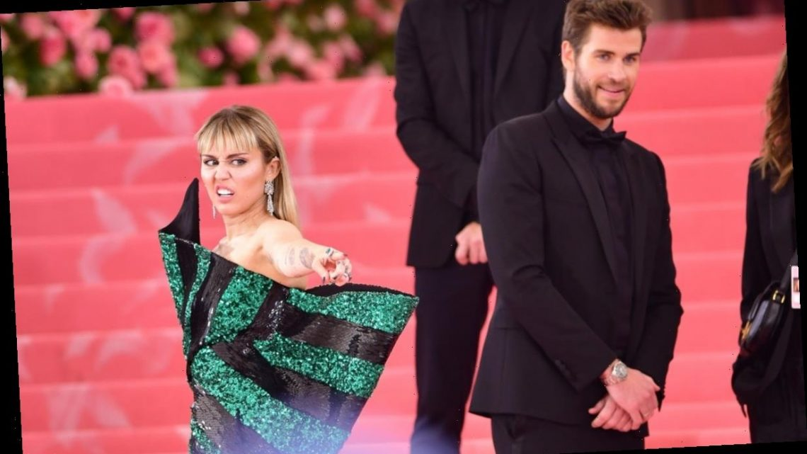 Miley Cyrus' TikTok Comment About Her Marriage To Liam Hemsworth Is BRUTAL