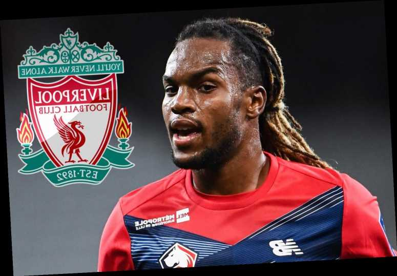 Liverpool 'reach £18m Renato Sanches transfer agreement with Lille' amid Mohamed Salah exit talk