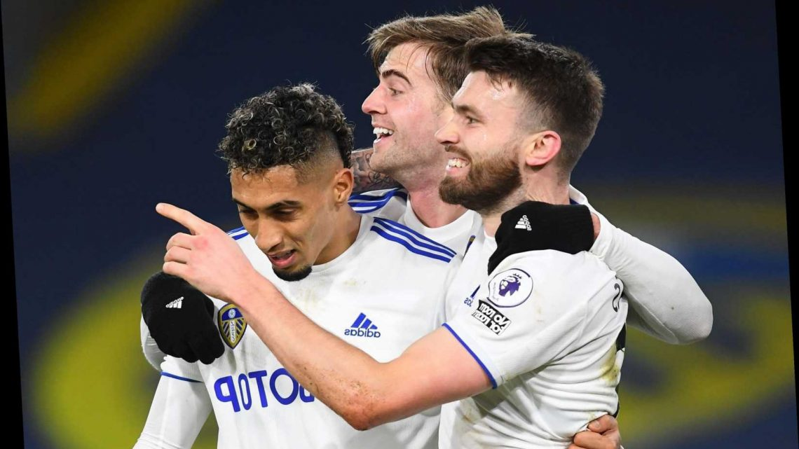Leeds vs Burnley: Live stream, TV channel, kick-off time and team news for Premier League clash
