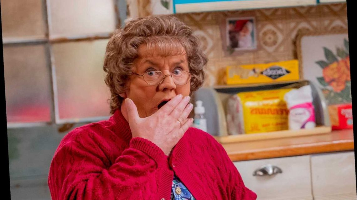 Mrs Brown's Boys Christmas special gets worst ratings in nine years after BBC sign up sitcom until 2026