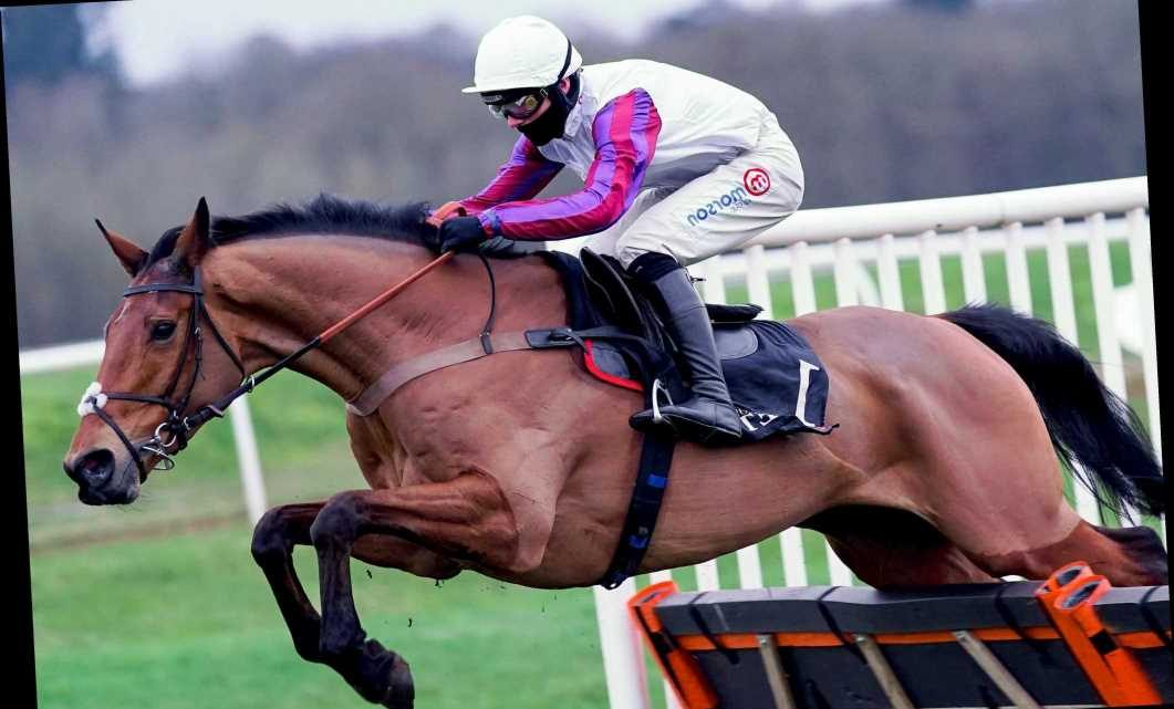 Bravemansgame dominates Challow at Newbury to live up to Denman hype as Paul Nicholls eyes Ballymore at Cheltenham