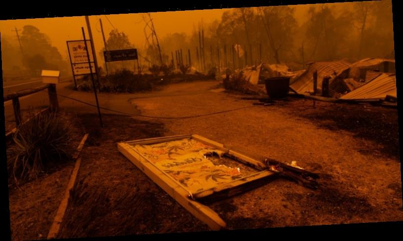 Australia's image takes hit after bushfires over lack of climate action