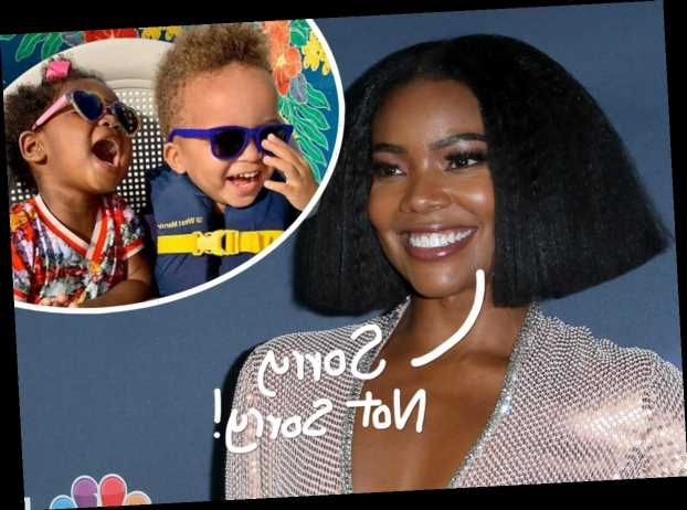 Don't Judge Gabrielle Union's Gross Parenting Trick!