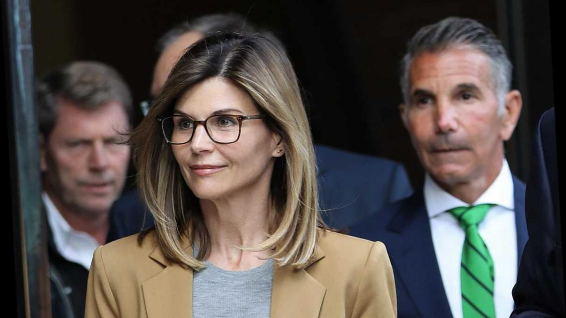 """Lori Loughlin Had """"Bittersweet"""" Reunion with Daughters After Spending Final 2 Weeks of Sentence in Isolation"""