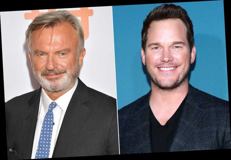 Jurassic Costars Chris Pratt and Sam Neill Team to Raise Money for Food Banks This Holiday Season